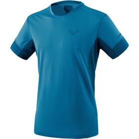 Dynafit Vert 2 Maglietta a maniche corte Uomo, blu